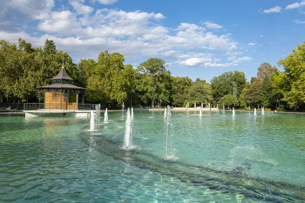 Spievajúca fontána, Plovdiv