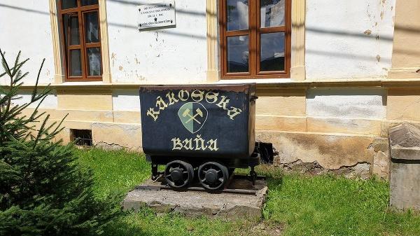 Dejiny baníctva v dedine
