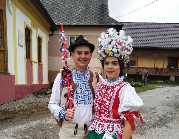 Na snímke Simona Molčanová