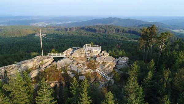 Turistická trasa Nebelstein