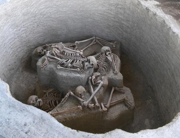 Najnovším prírastkom v archeoskanzene