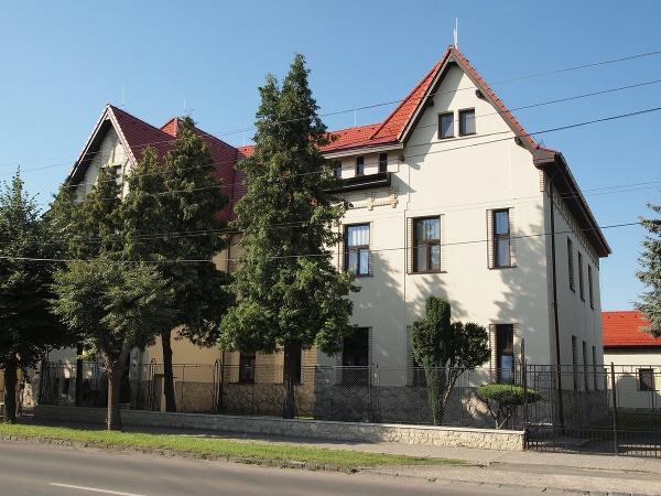 Budova Okresného súdu v