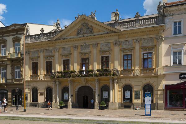 Budova historickej radnice na