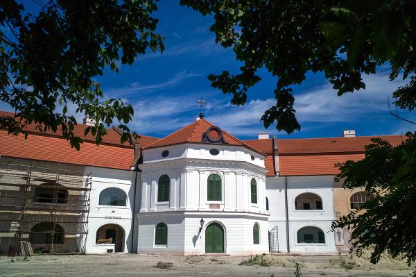 Obnovená časť Novej pevnosti