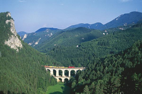 Horská železnica Semmeringbahn