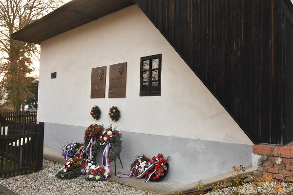 Rodný dom Alexandra Dubčeka