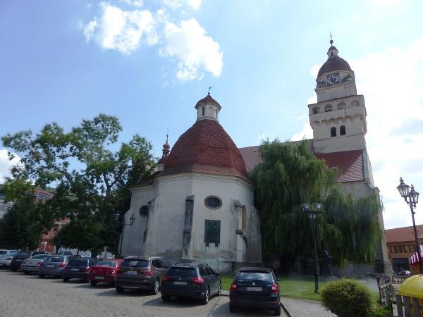 Farský kostol sv. Michala