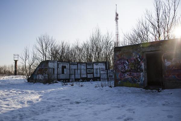 Raketová základňa v Devínskej