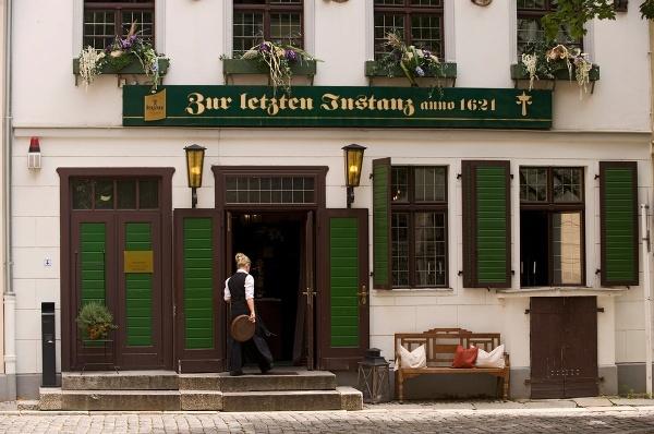 Zur Letzten Instanz, Berlín,
