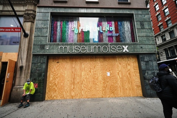 Múzeum sexu, New York,