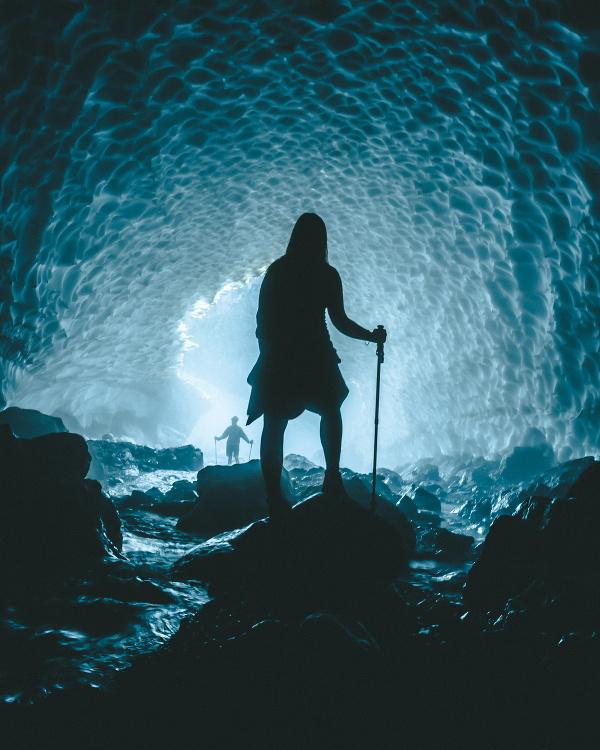 """""""Objavovanie ľadovej jaskyne"""", @danrose"""