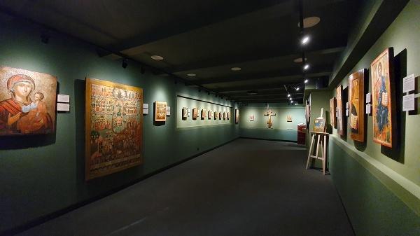 Expozícia originálnych IKON
