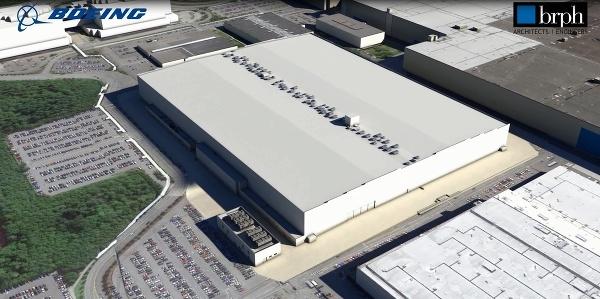 Boeing Centrum pre výrobu