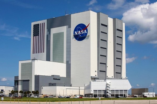 NASA VAB, Florida, USA