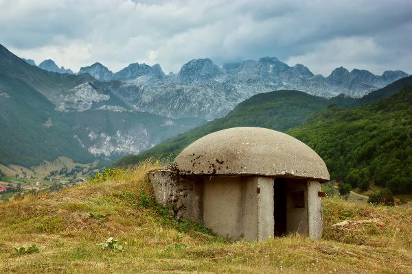Studená vojna: V Albánsku