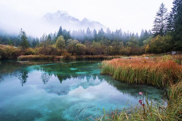 Triglavský národný park, Slovinsko