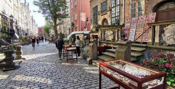 Mariacka ulica, kde sa