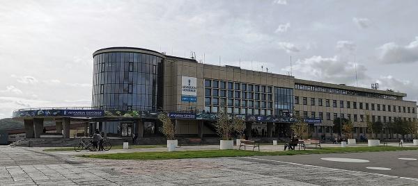 Akvárium Gdyňa