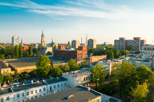 Lodž, Poľsko