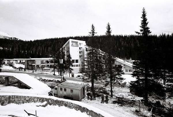 Športový areál FIS v