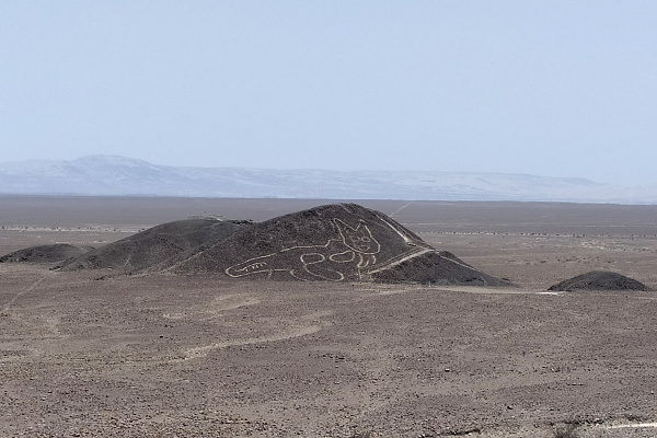 Na plošine Nazca objavili