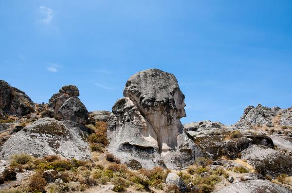 Stolová hora v Peru