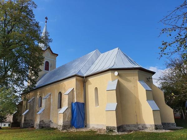 Eanjelický kostol v obci
