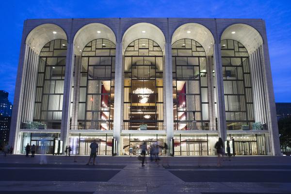 Metropolitná opera v New