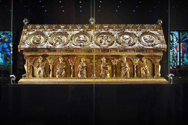 Relikviár sv. Maura v