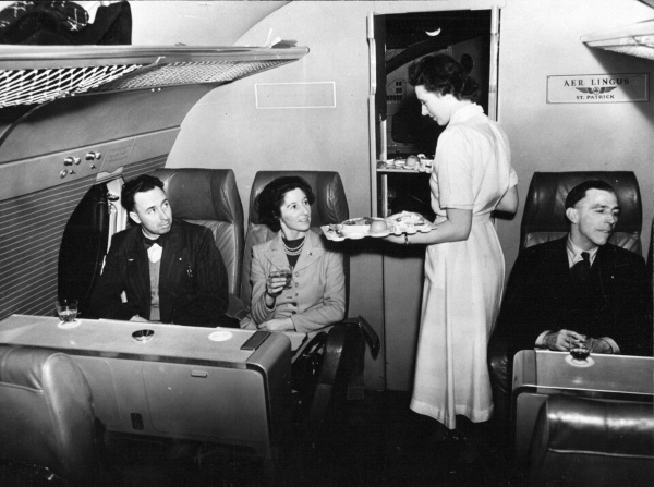 Letuška Aer Lingus v