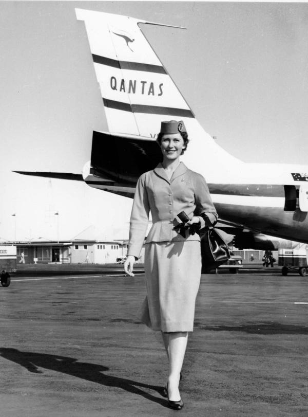 Letuška aeroliniek Qantas v