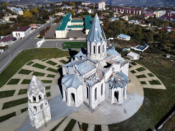 Katedrála Krista Spasiteľa, ktorú