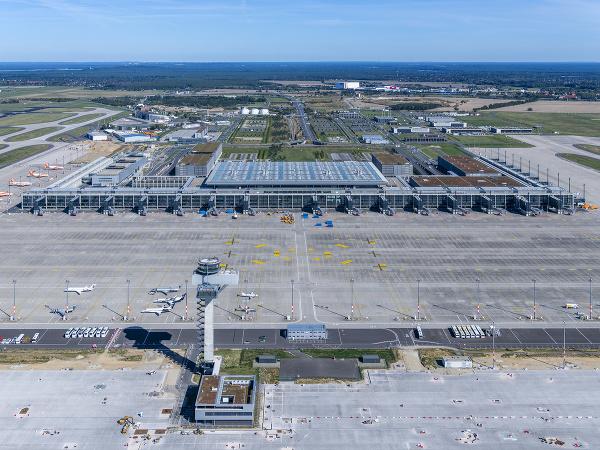 Letisko Berlín-Brandenburg