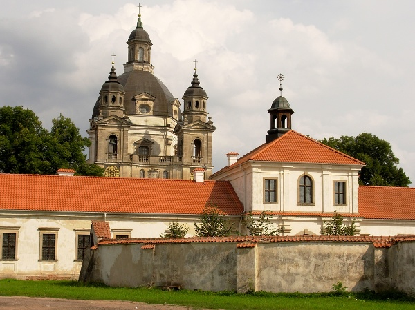 Pažaislis, Litva