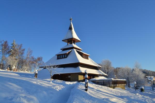 Velké Karlovice – horský