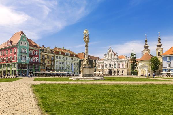 Temešvár, Rumunsko