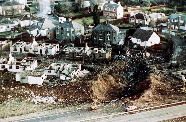 Nešťastie pri Lockerbie si