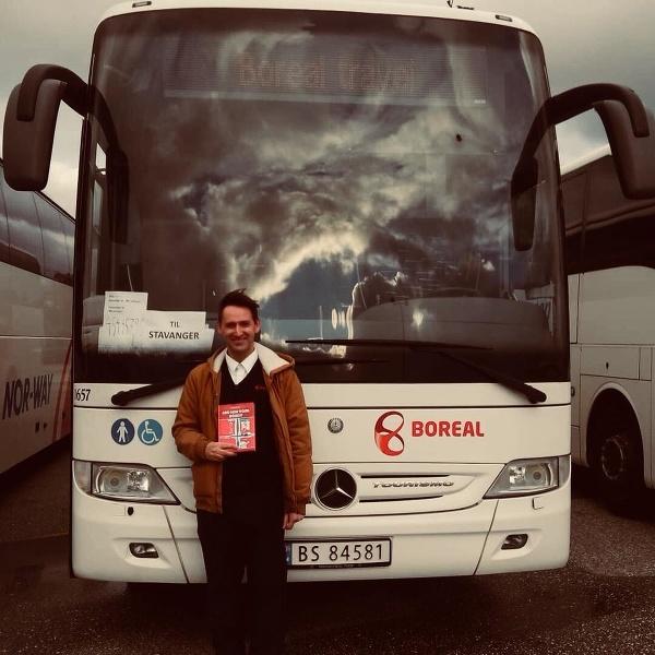 Ondrej Sokol je vodičom