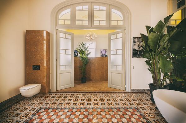 Hotel Aristide, ostrov Syros,