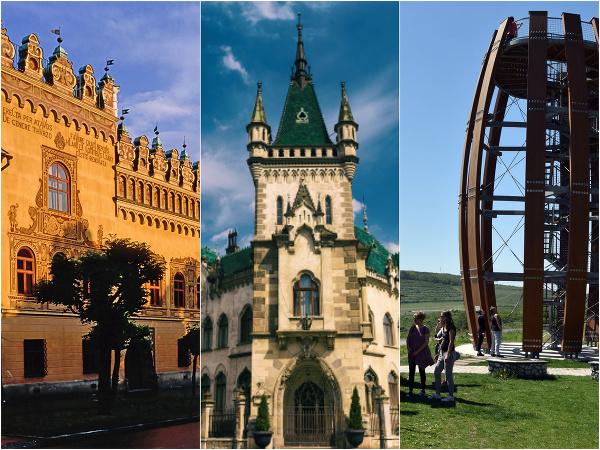 Najkrajšie budovy na Slovensku: