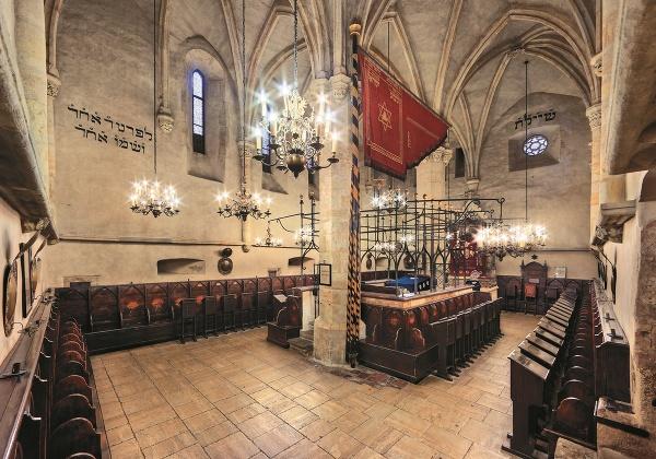 Praha virtuálne: Navštívte českú