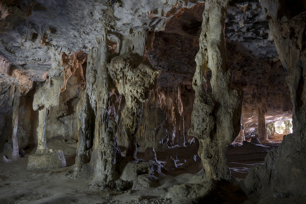 Jaskyňa Fontein