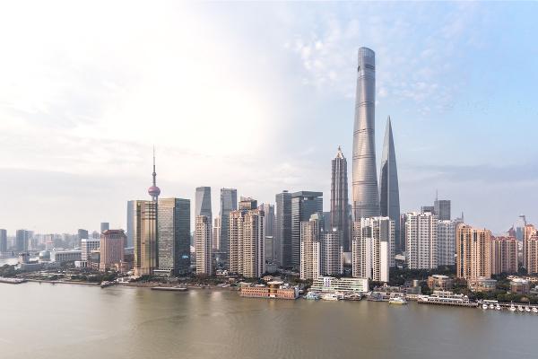 Šanghajská veža