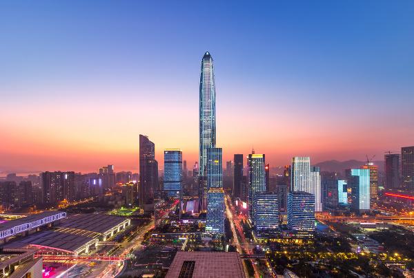 Finančné centrum Ping An,