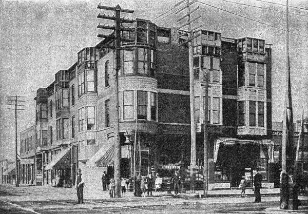 Hotel H. H. Holmesa