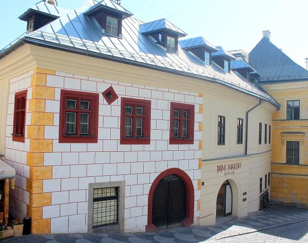 Dom Mariny Pischlovej v