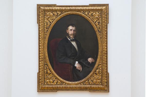 Portrét Dionýza Andrássyho