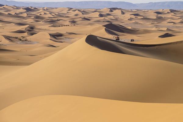 Púšť Erg Chigaga