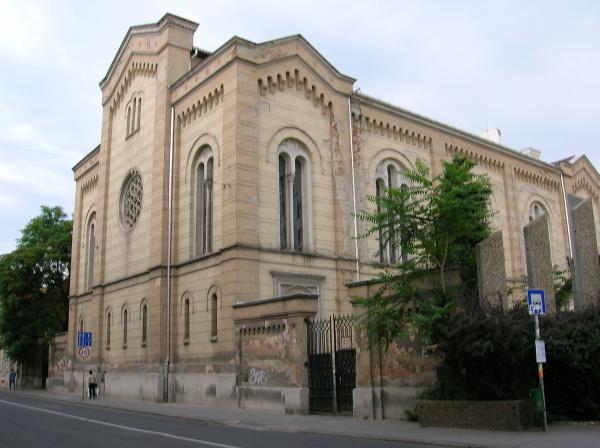 Synagóga v Miškovci