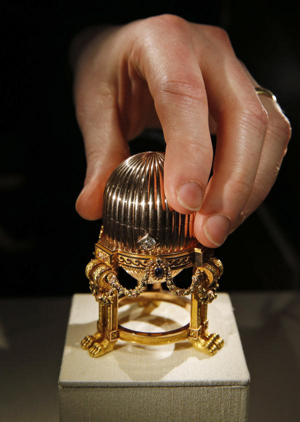 Fabergého vajce
